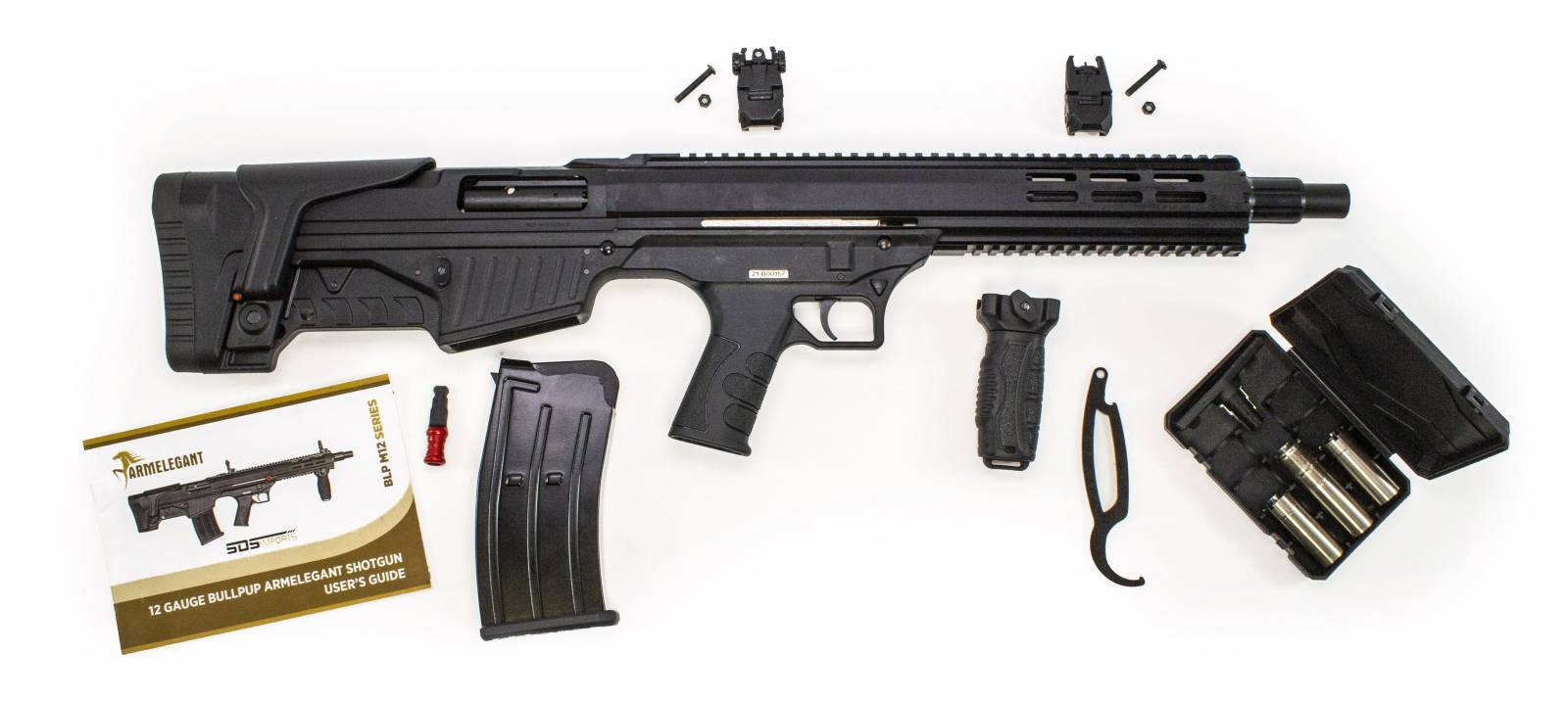 SDS Imports 12GA M12AA Bullpup Semi-Auto Shotgun